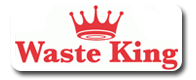 We Install and Repair Waste King Disposals